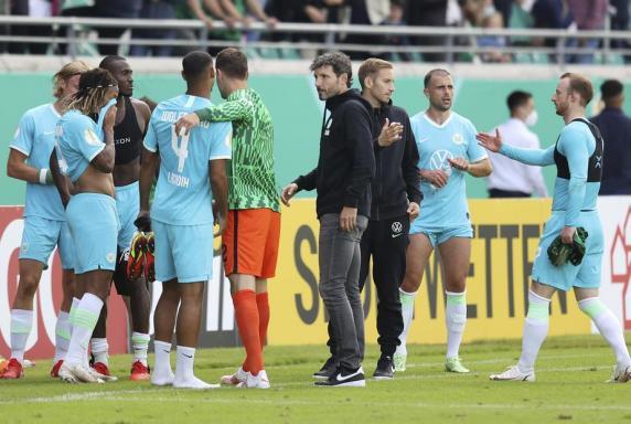 DFB-Pokal: Ex-Manager Pander rechnet mit Wolfsburger Ausschluss