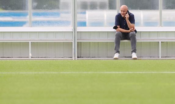 Schalke 04: Schröder über Gerüchte, Aue und Matthew Hoppe