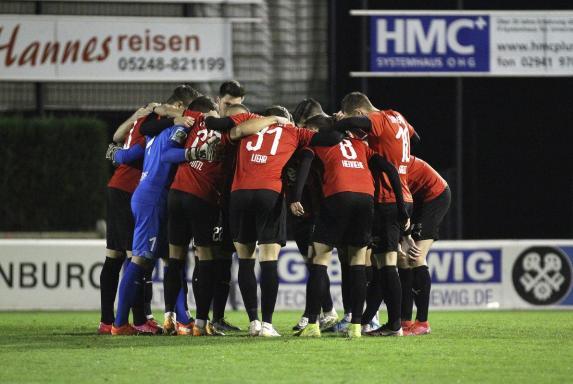 RL West: SV Lippstadt erster Tabellenführer der Saison