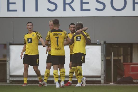 3. Liga: Sieben-Tore-Spektakel - BVB II neuer Spitzenreiter