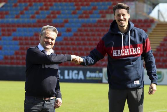"""Regionalliga: Wagner will """"irgendwann"""" Bundesliga-Trainer sein"""