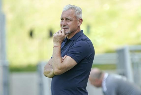 """MSV-Trainer Pavel Dotchev: """"Es hat gar nichts gepasst!"""""""
