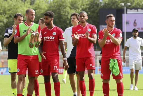 RW Oberhausen: Doppel-Torschütze Kreyer mahnt zur Vorsicht