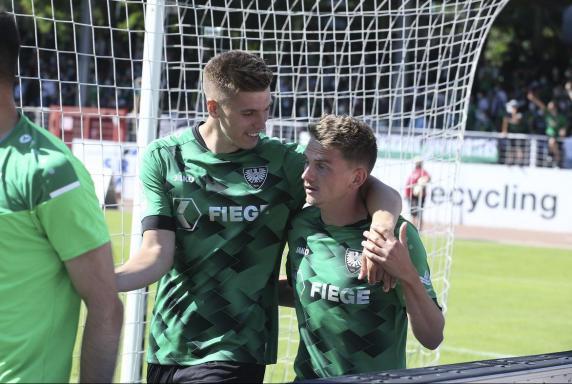 RL: Preußen Münster: Aachen-Sieg bestätigt Favoritenrolle