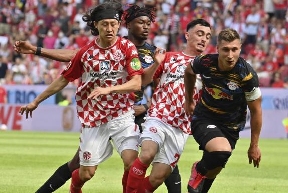 BL: Mainz trotzt Corona-Chaos - und schlägt RB Leipzig