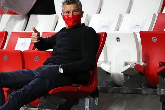 BL: Bayern-Präsident über Gehaltsobergrenze im Fußball