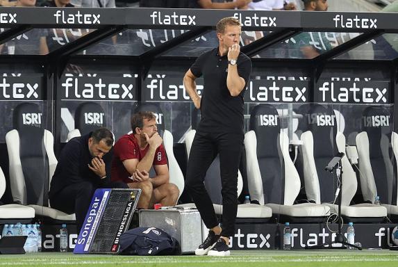 """Supercup gegen Dortmund: Nagelsmann will """"endlich gewinnen"""""""