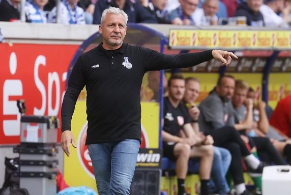3. Liga: MSV Duisburg: Meister Dotchev trifft auf Lehrling