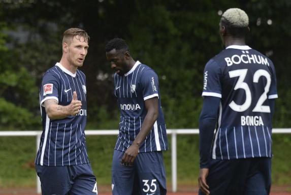 VfL Bochum siegt im Geheimtest bei Polter-Debüt