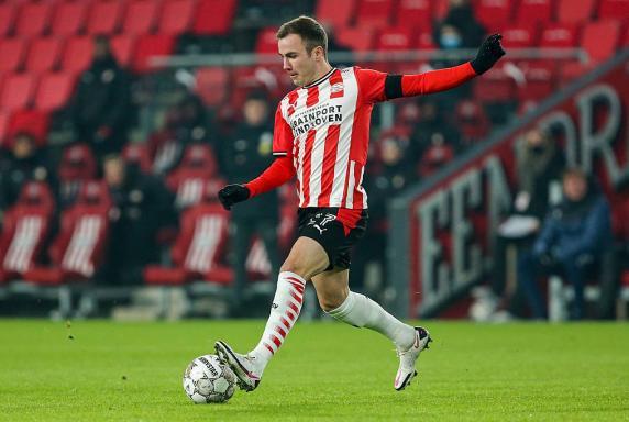 International: Götze will mit PSV in die Königsklasse