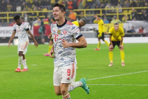 Supercup: 1:3! BVB unterliegt dem FC Bayern