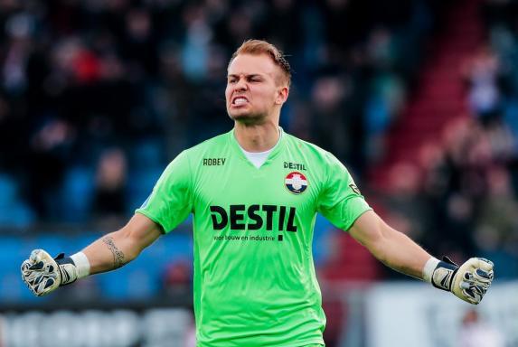 Wellenreuther: Ex-Schalke-Keeper kehrt nach Holland zurück