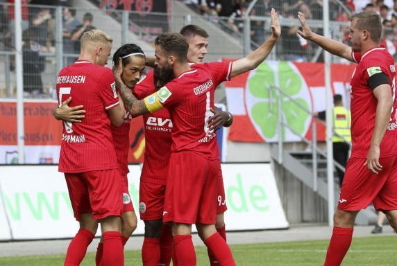 Nach 6:0-Sieg: RWO will in Wiedenbrück nachlegen - ohne Fans