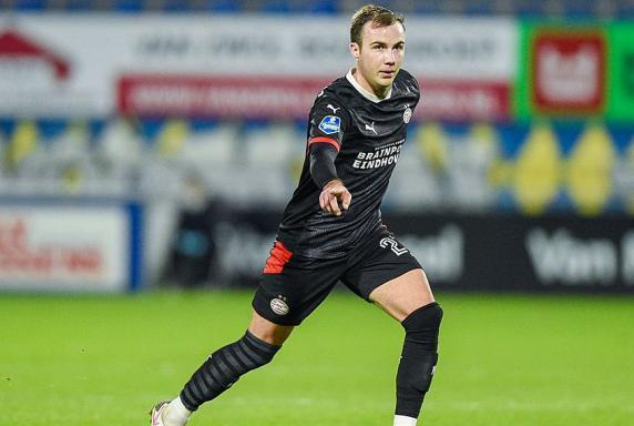 Weigl schlägt Götze: Benfica besiegt Eindhoven