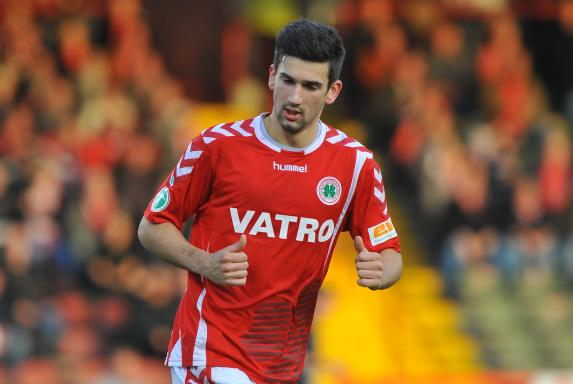 RWO, 3.Liga, Dominik Borutzki, Saison 2011/12, RWO, 3.Liga, Dominik Borutzki, Saison 2011/12