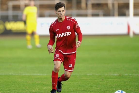 Ex-BVB-Talent Till Schumacher trainierte im Sommer bei RWE mit. Foto: Thorsten Tillmann