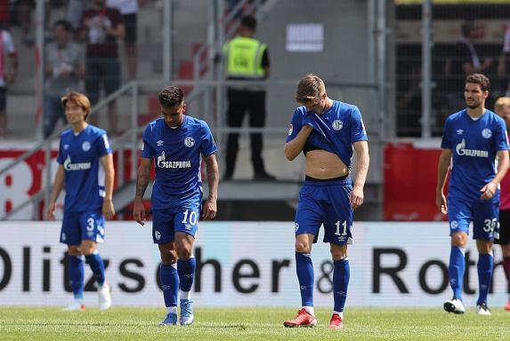 Schalke: Nach 1:4! Einige Fans fordern sofortigen Trainerwechsel