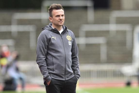 BVB, Borussia Dortmund, BVB II, Maaßen, Enrico Maaßen, BVB, Borussia Dortmund, BVB II, Maaßen, Enrico Maaßen