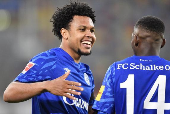 Schalke 04, Weston Mckennie, Schalke 04, Weston Mckennie