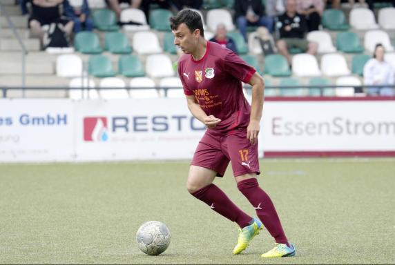 Vojno Jesic erzielte das 1:0 für Schonnebeck.