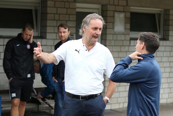 """Neururer über Schalke: """"Weiß noch, wie ich beschimpft wurde"""""""