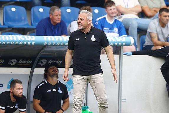 MSV Duisburg: Trainer Dotchev wünscht sich ein paar Abgänge