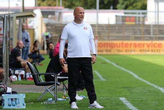 Wuppertaler SV: So schätzt Trainer Mehnert RWE ein