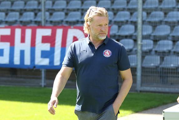 """Wuppertaler SV: Küsters: """"Ich liebe Spiele gegen RWE"""""""