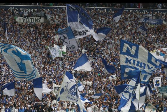 Fans, Schalke, TuS Wengern, Nordkurve, Schalke Fans, Fans, Schalke, TuS Wengern, Nordkurve, Schalke Fans