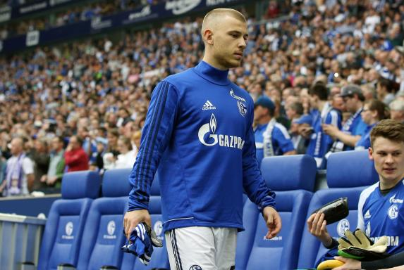 Schalke, TuS Wengern, FC Schalke, Max Meyer, Meyer, Schalke, TuS Wengern, FC Schalke, Max Meyer, Meyer