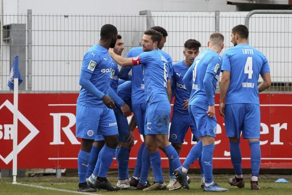 """Sportfreunde Lotte: """"Preußen Münster hat auch Schwächen"""""""