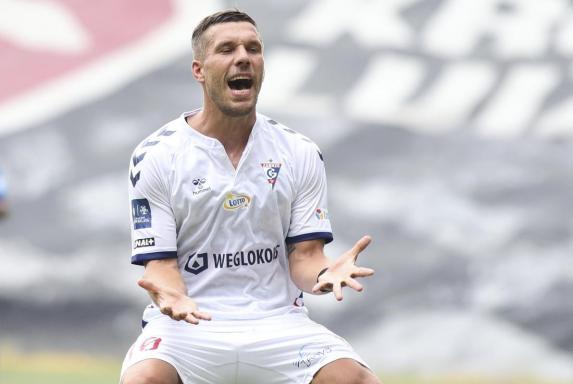 Corona: Ex-Nationalspieler Podolski in Quarantäne