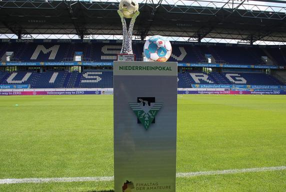 Liveticker: Auslosung: 1. Runde Niederrhein-Pokal