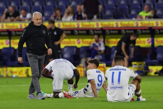 MSV Duisburg: Dotchev begründet Niederlage mit Verletzungen