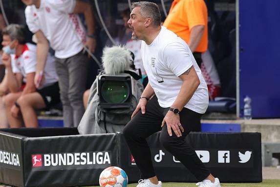 VfL Bochum: Sieben Mann fehlen - der Plan mit Blum und Löwen