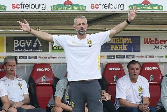 """BVB bereits in Zugzwang - Rose: """"Frankfurt-Gesicht zeigen"""""""