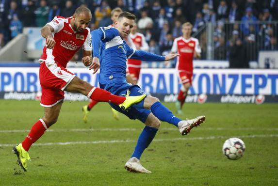 3. Liga: Nach Verletzungspech - Verl holt Innenverteidiger