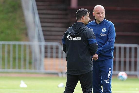 Schalke wieder im Krisenmodus: Beginnende Trainerdiskussion