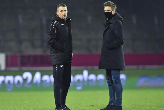 Regionalliga West: Erste Trainerentlassung nach drei Spielen
