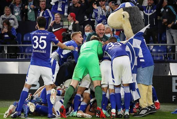 """Schalke: """"Der ganze Verein lechzt nach Erfolg"""""""