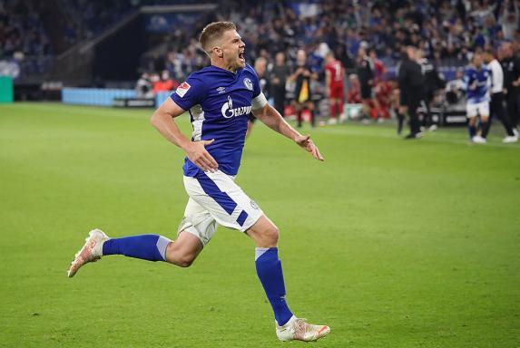 Schalke: Alle loben Simon Terodde - Tor-Rekord ist greifbar