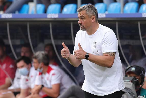 VfL Bochum: So reagiert der Trainer auf das DFB-Pokal-Los