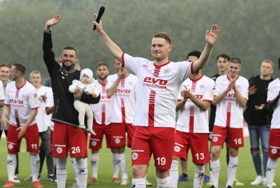 Bezirksliga: Ex-RWO-Stürmer schnürt Viererpack