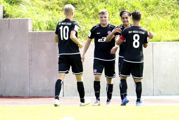 RWE: U19 und Reserve gewinnen - 18 Tore in zwei Spielen