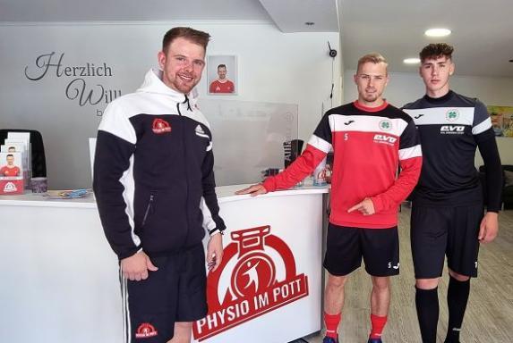 "RL: RWO vertraut auf den ""Physio im Pott"""