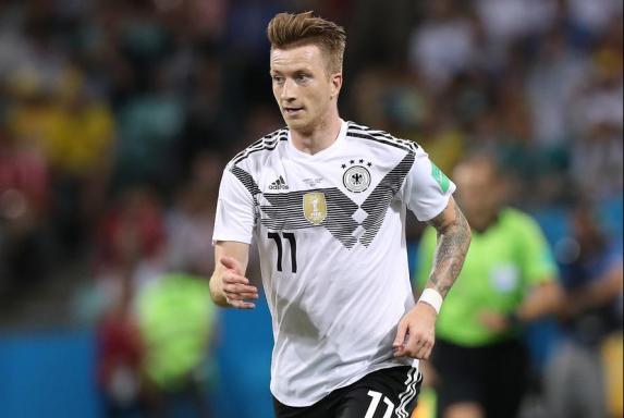 DFB: Rückkehrer Reus übernimmt Verantwortung