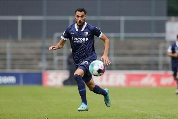 VfL Bochum: Ekincier wechselt in die 3. Liga