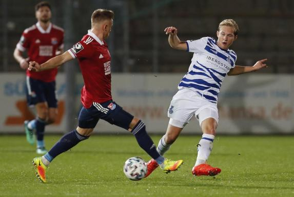 MSV Duisburg: Defensivmann wechselt zu Liga-Konkurrent