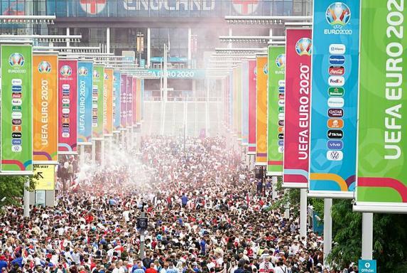 5,23 Milliarden Zuschauer: EM beschert UEFA traumhafte Quoten