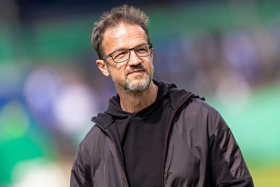 Rüffel für Hertha-Trainer: Bobic erwartet stabile Saison